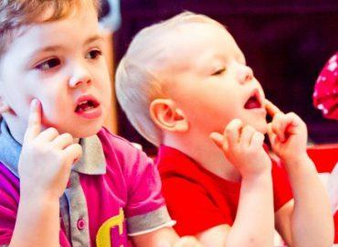 Дислалия у детей