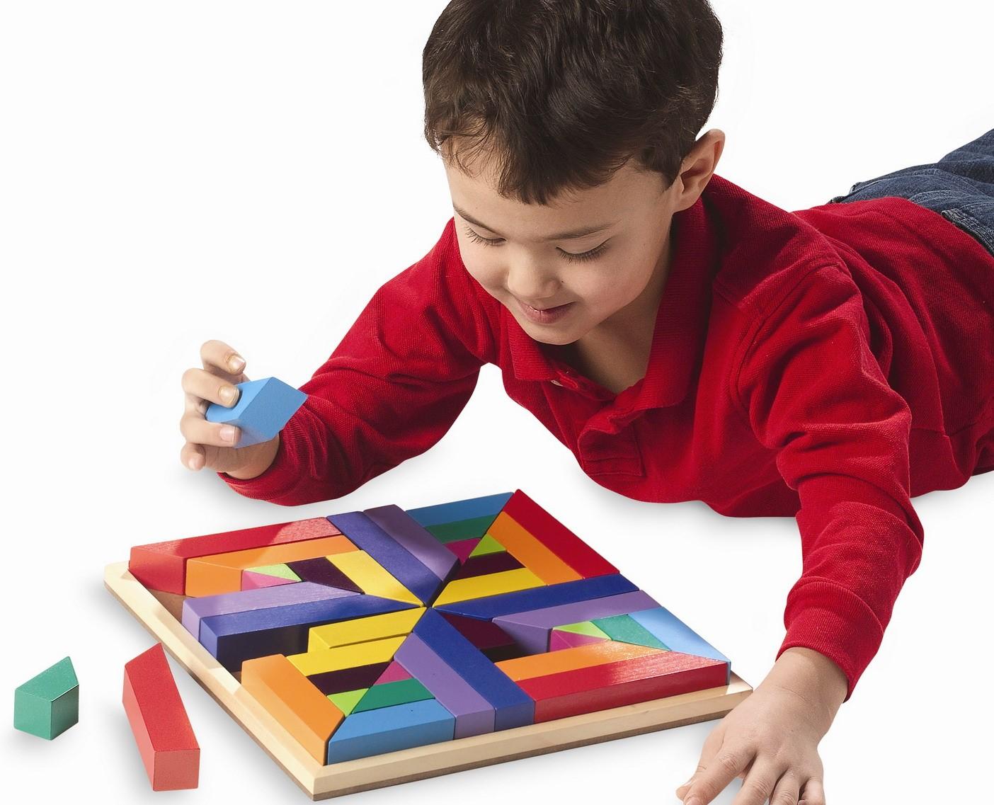 Развитие мышления через головоломки на уроке ТРИЗ