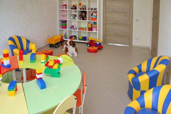 Игровая комната в центре Логопед45
